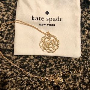 Kate Spade Rose Garden Necklace